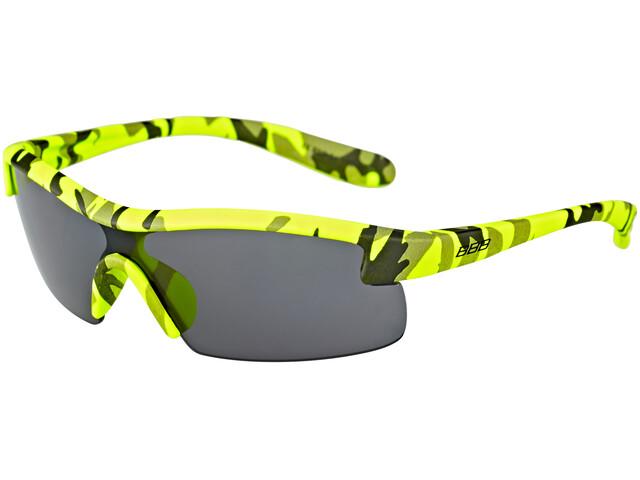 BBB Kids BSG-54 Sportbrille Camouflage matt neon gelb
